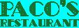 Paco's Restaurant