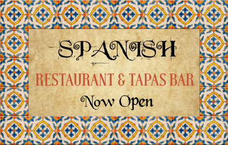 Spanish Restaurant & Tapas Bar